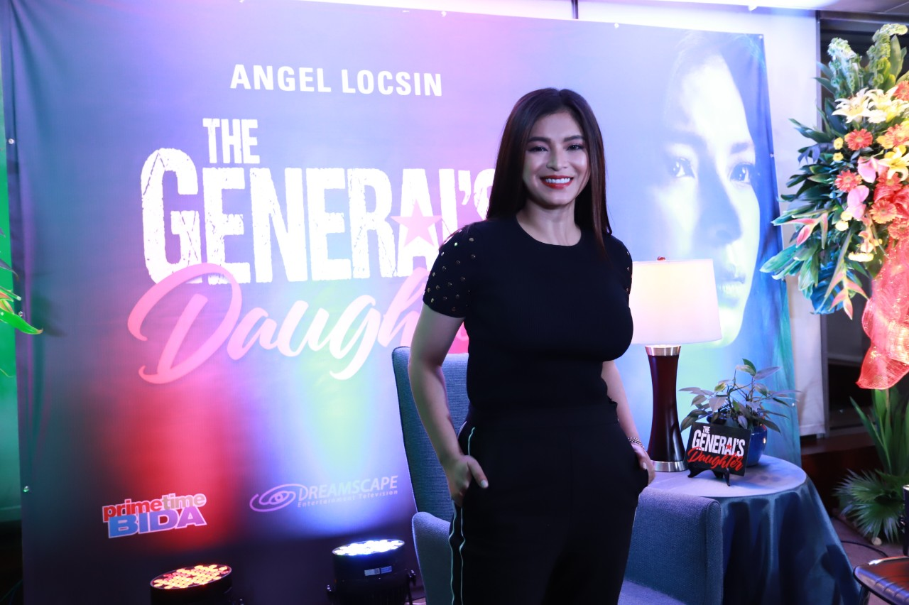 "Angel Locsin makes an explosive comeback on primetime in ""The General's Daughter"""