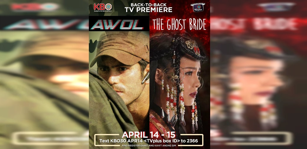 AWOL at Ghost Bride sa KBO ngayong weekend tn