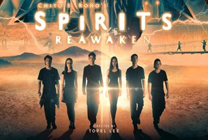 "New breed of teen stars give life to iWant's coming-of-age fantasy series ""Spirits Reawaken"""