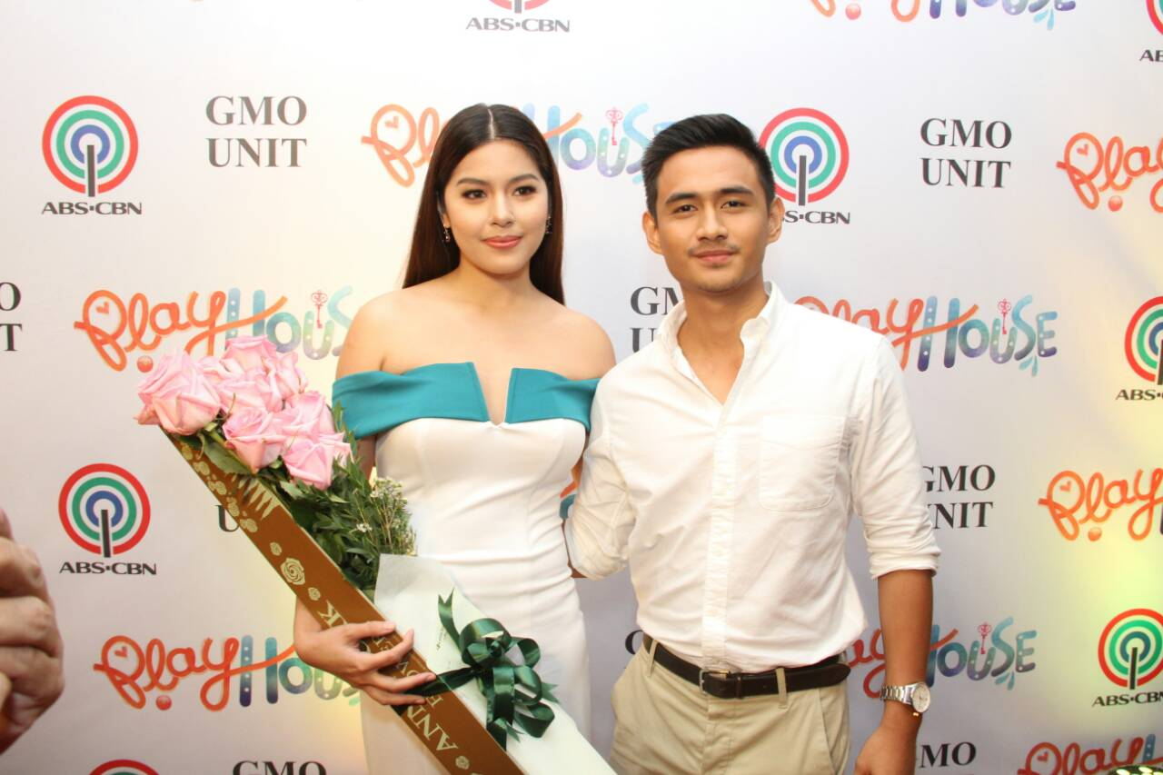 Ingrid Dela Paz and Jomari Angeles