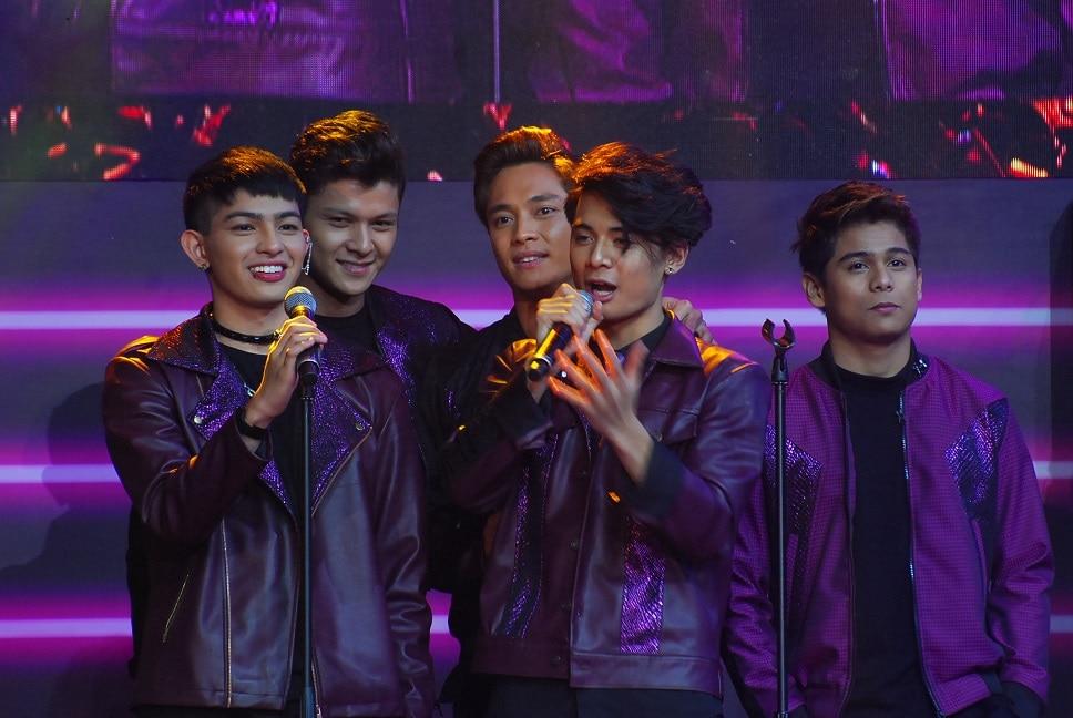 Group of the Year BoybandPH