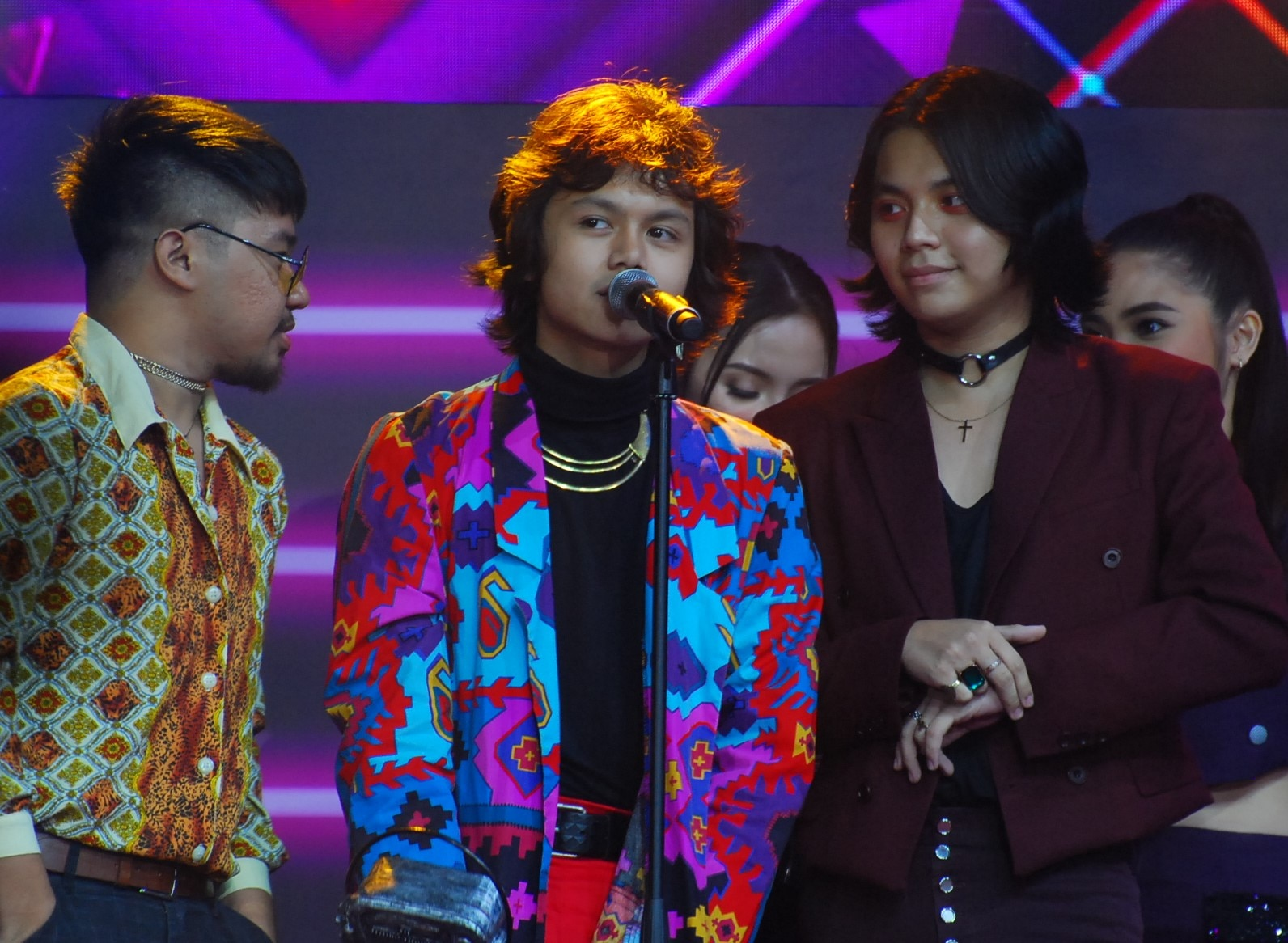MYX Music Awards Artist of the Year IV of Spades
