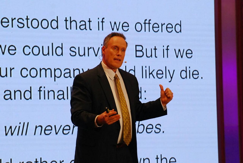 According to Covey, trust can be an economic driver and not just a social virtue