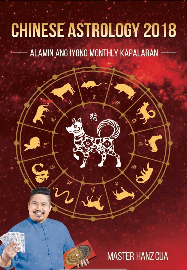 CHINESE ASTROLOGY 2018 BY MASTER HANZ CUA
