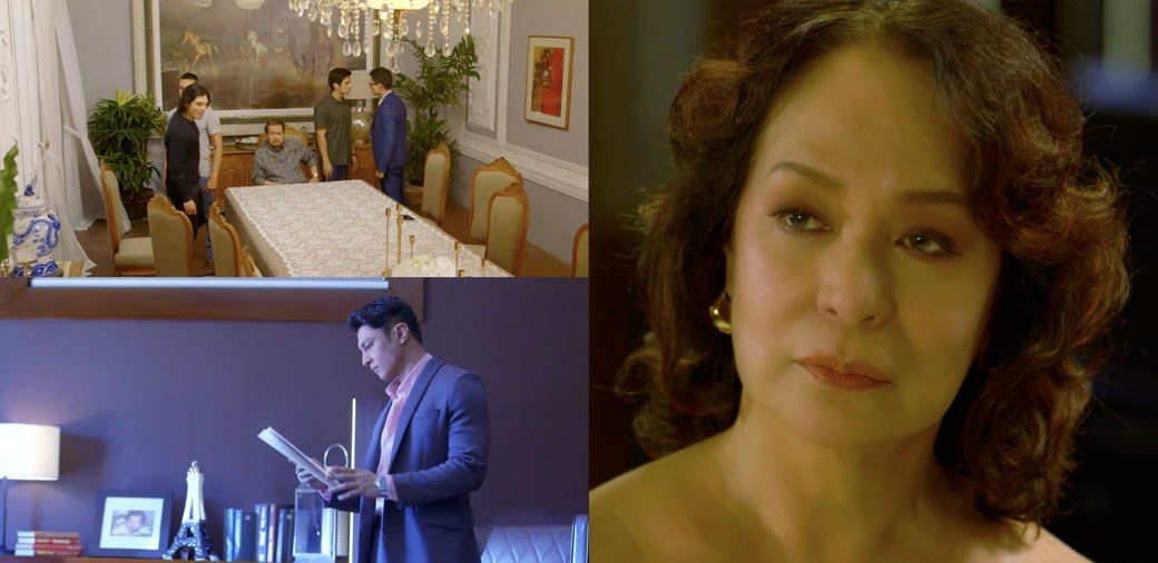 "Gloria Diaz leads shocking revelations on ""Los Bastardos"""