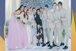 "Love wins in ""PBB Otso"" with Mitch and partner's wedding"