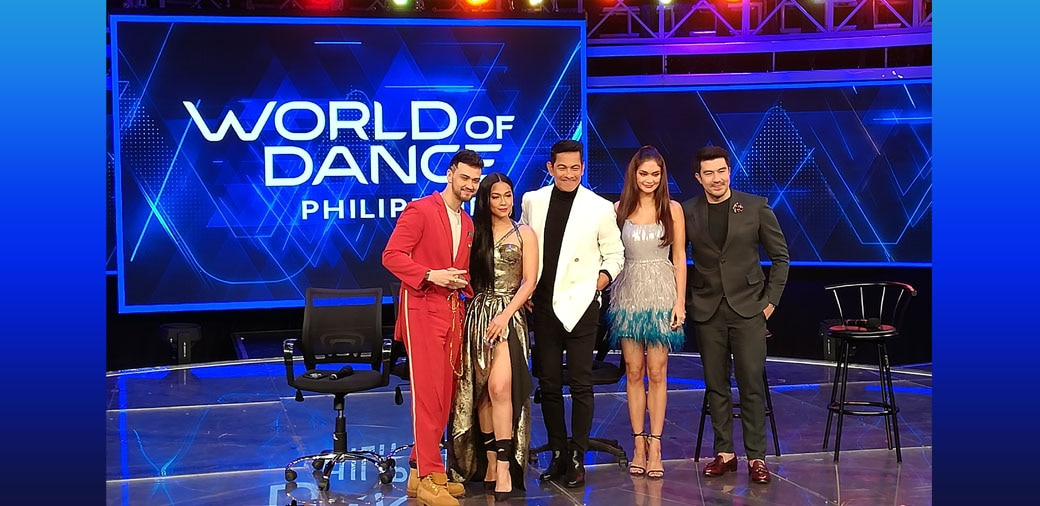 """World of Dance Philippines"" is the top weekend show in the country"