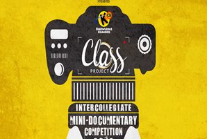 "ABS-CBN and Knowledge Channel kick off 2nd year of ""Class Project"" documentary contest for students"