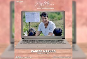 "Zanjoe portrays heroic man who uses raft to teach in ""MMK"""