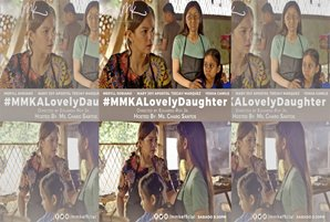 "Mary Joy and Meryll play ""cursed"" mother and daughter on ""MMK"""