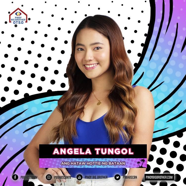 Angela Tungol, Ang Hataw Hottie ng Bataan