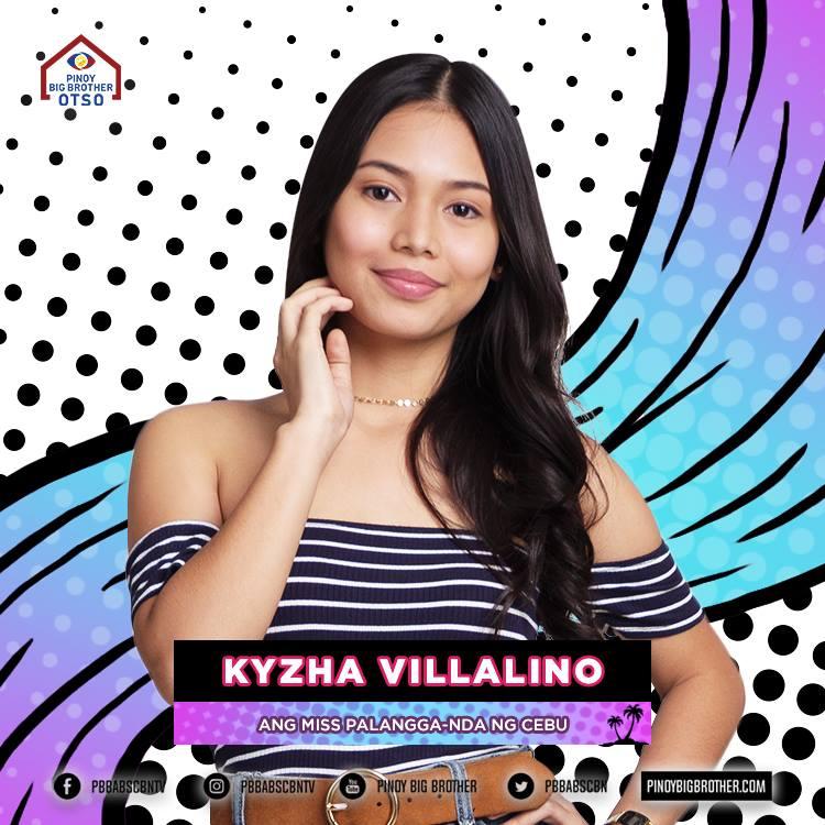 Kyzha Villalino, Ang Miss Palangga nda ng Cebu