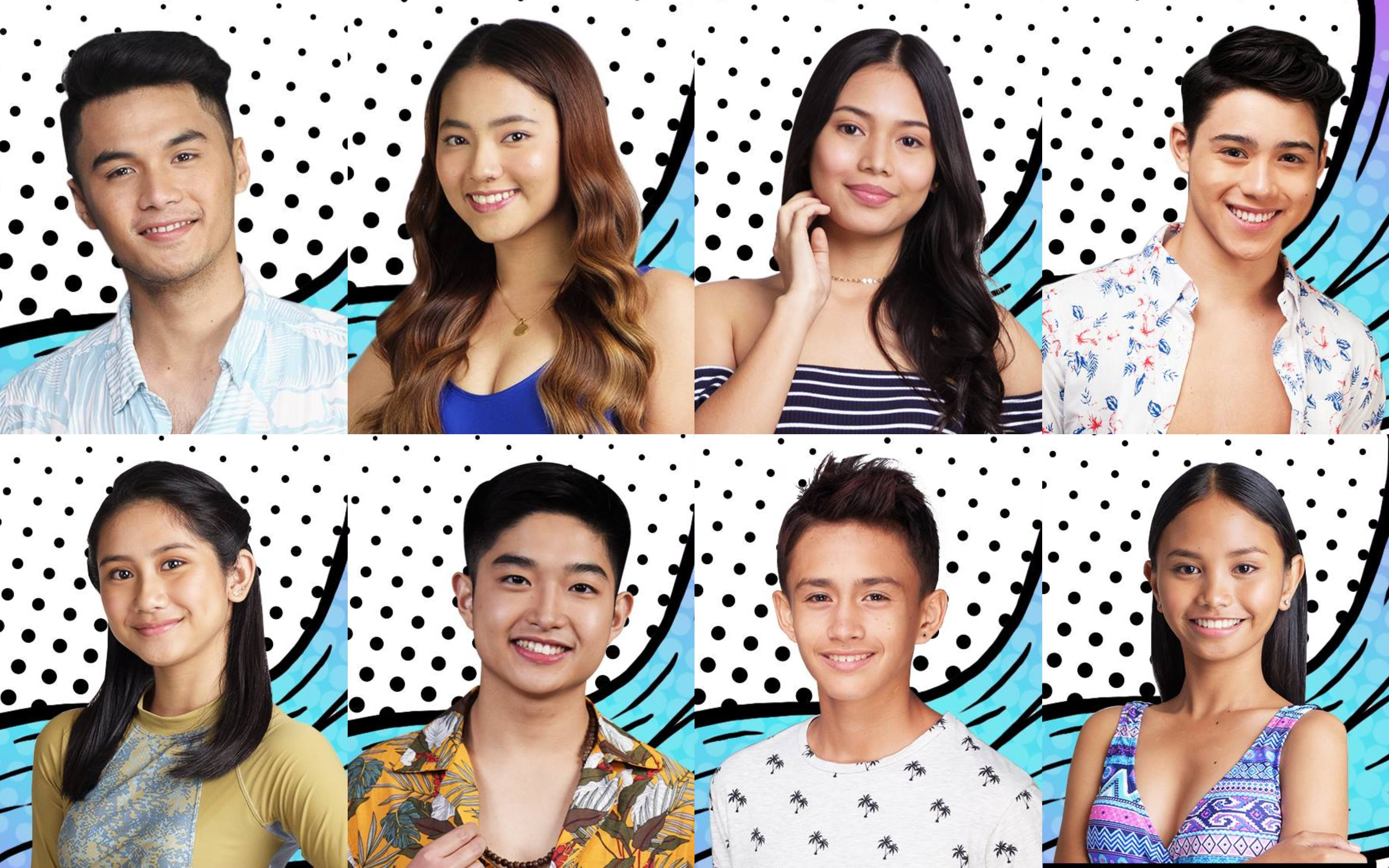 PBB Otso Batch 3 official teen housemates