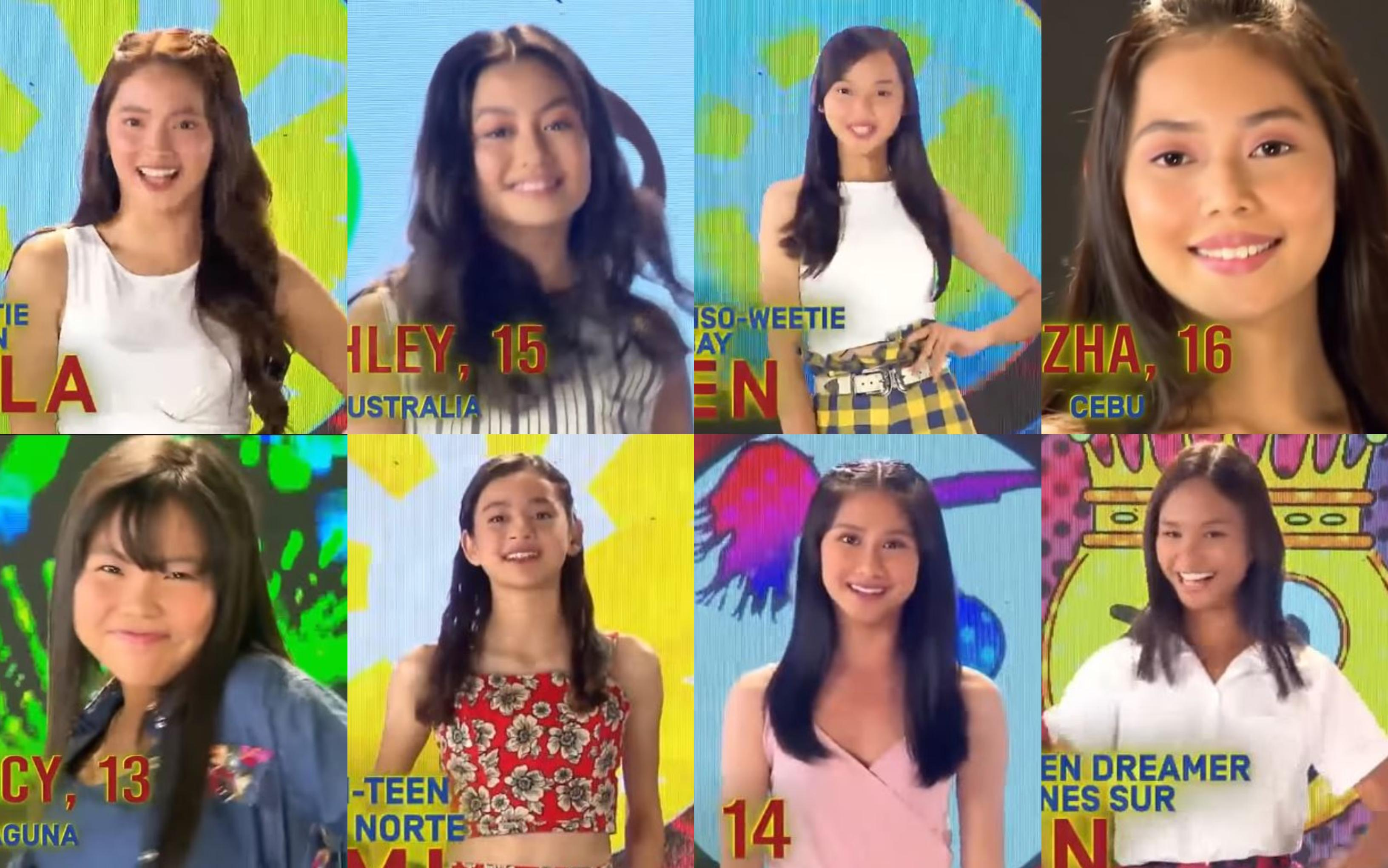 The new batch of PBB Otso female teen housemates