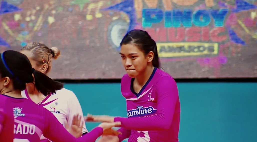 Alyssa Valdez looks to lead the Cool Smashers to a successful title defense