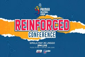 PVL Reinforced Conference Season 3 kicks off on ABS-CBN S+A and iWant Sports