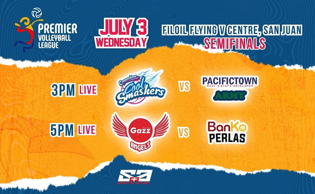 PVL Reinforced Conference Final Four showdown LIVE on ABS-CBN S+A and iWant