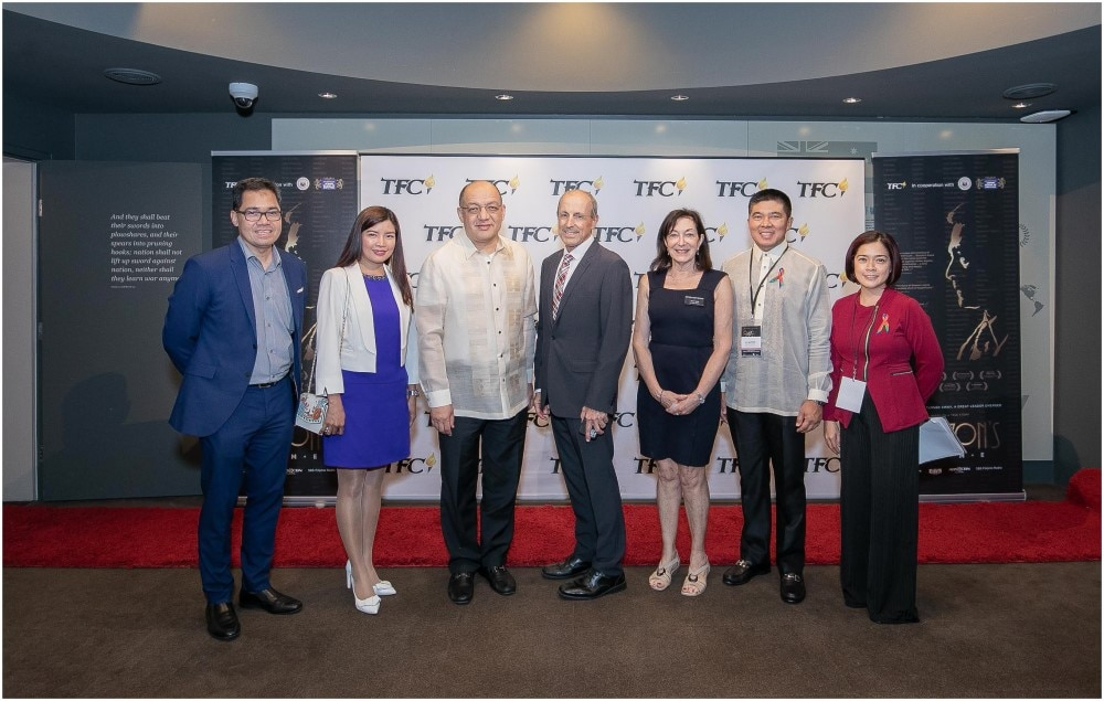 """Quezon's Game"" Australia premiere draws emotions and introspect on humanity"