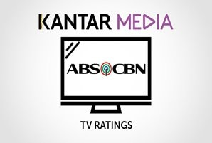 National TV Ratings (September 9, 2019 - Monday)