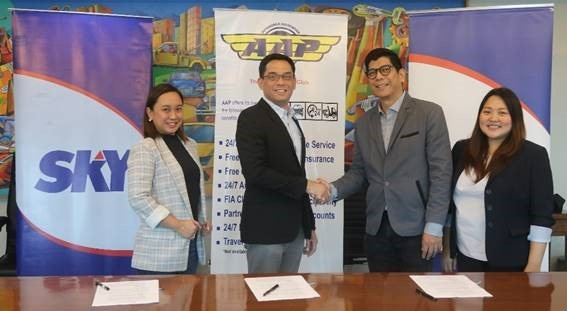 SKY offers discount to Automobile Association of the Philippines members