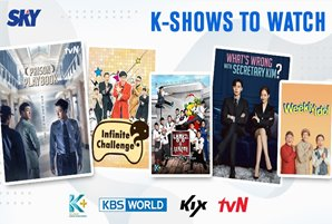 A festival of Korean shows to catch on SKY