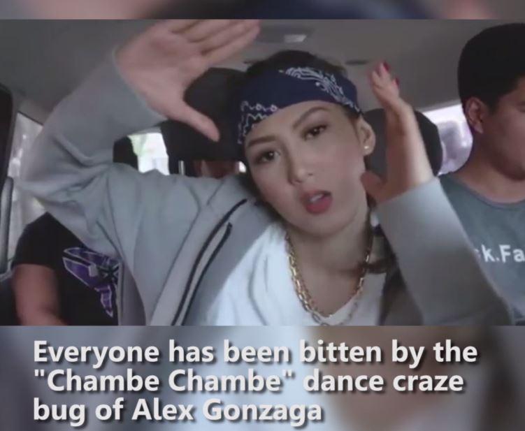 Chambe Chambe dance craze trends online!