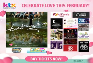 "KTX offers ""Tabing Ilog: The Musical and other stage productions this February"