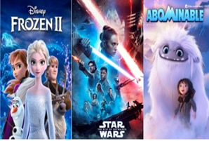 "SKYcable premieres blockbuster movies ""Star Wars: The Rise of Skywalker,"" ""Abominable,"" and many more"