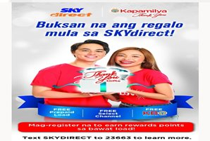 More exciting channels available to SKYdirect prepaid subscribers with Kapamilya Thank You