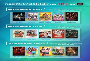 Vhong and Erich headline KBO this November