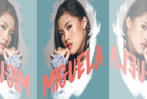 Miguela launches debut album under Star Music