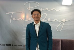 Ryan Tamondong delivers fresh OPM songs in debut album