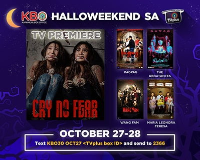 KathNiel, Ella, and Zanjoe join KBO's Halloween weekend