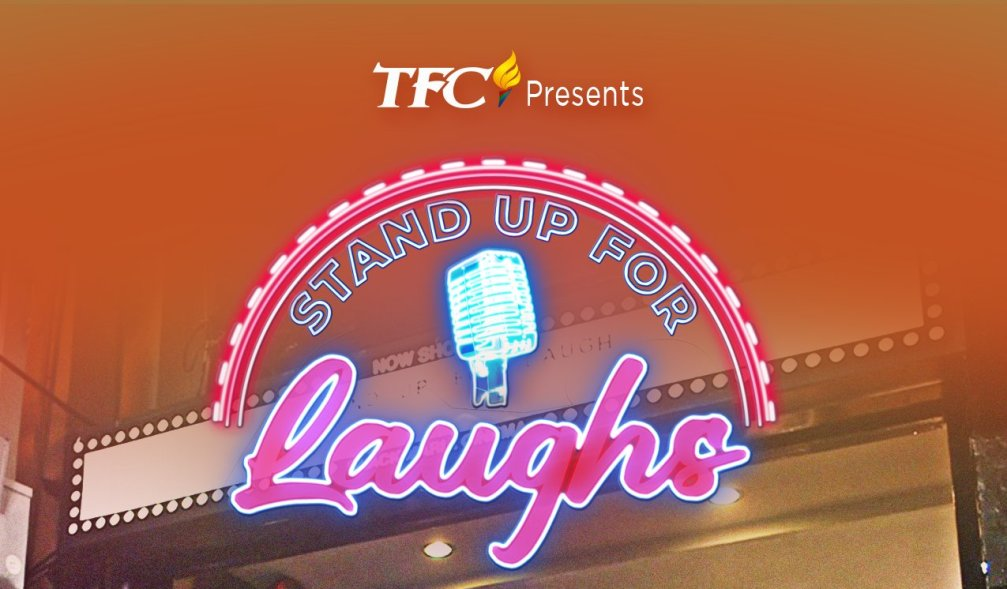 """TFC launches first original comedy content via """"Stand Up for Laughs"""""""