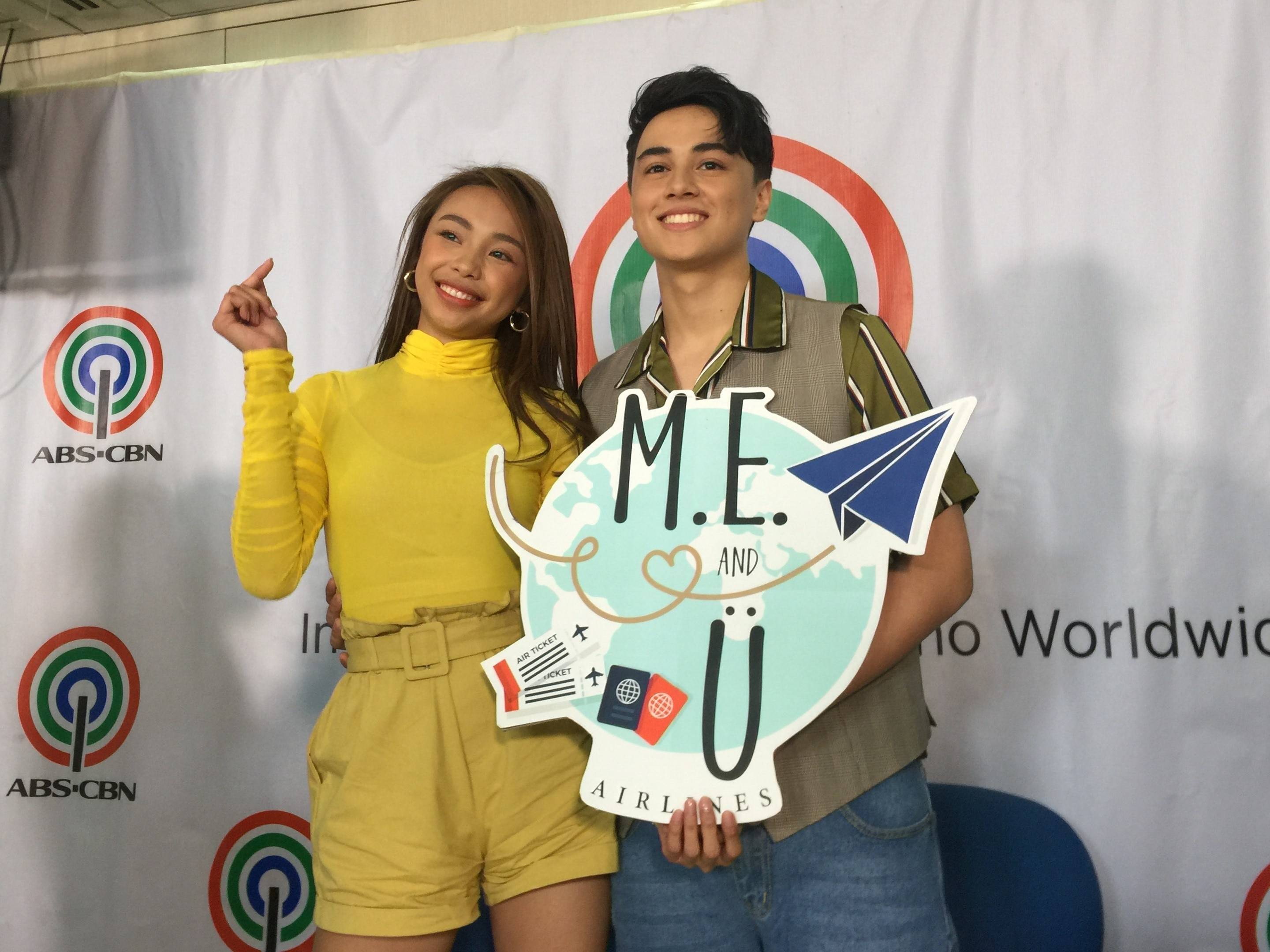 "Edward and Maymay team up for ""M.E. & U"" live concert"