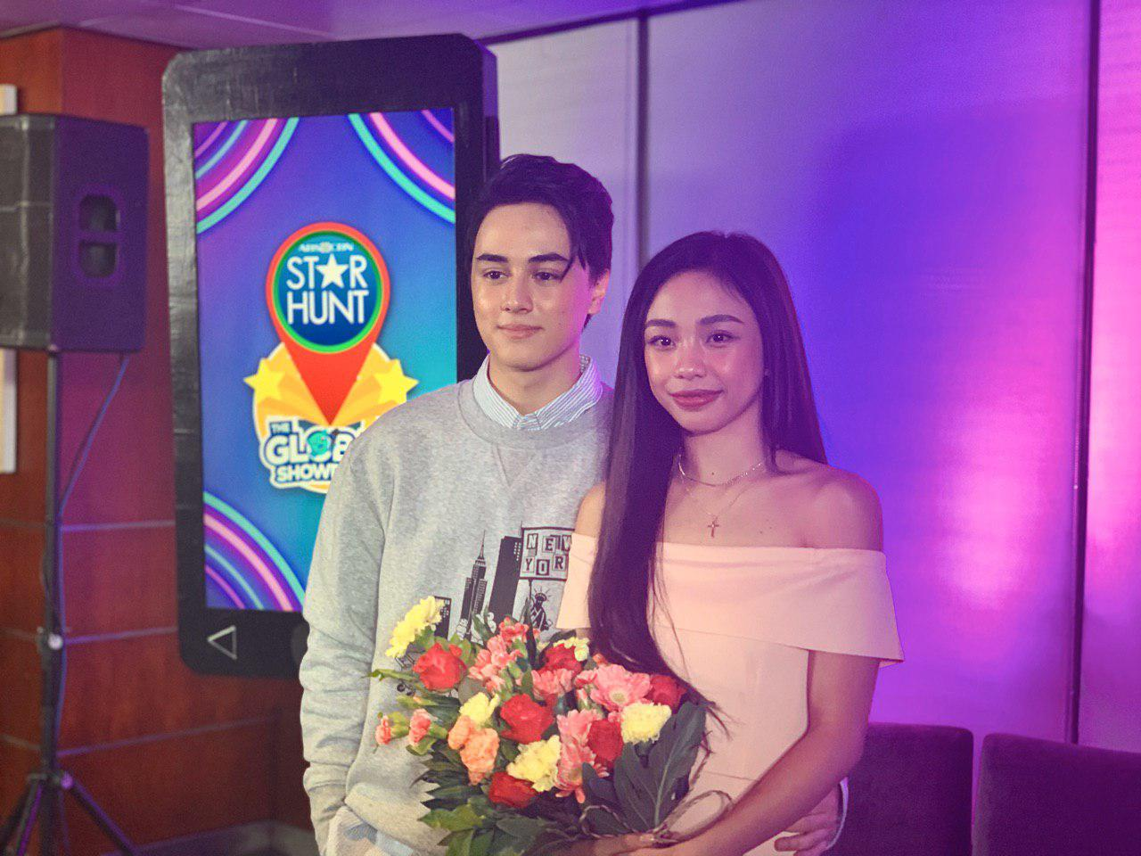 Edward Barber and Maymay Entrata