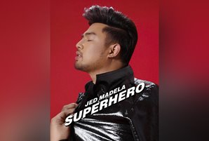 "Jed Madela soars high with ""Superhero"" album"