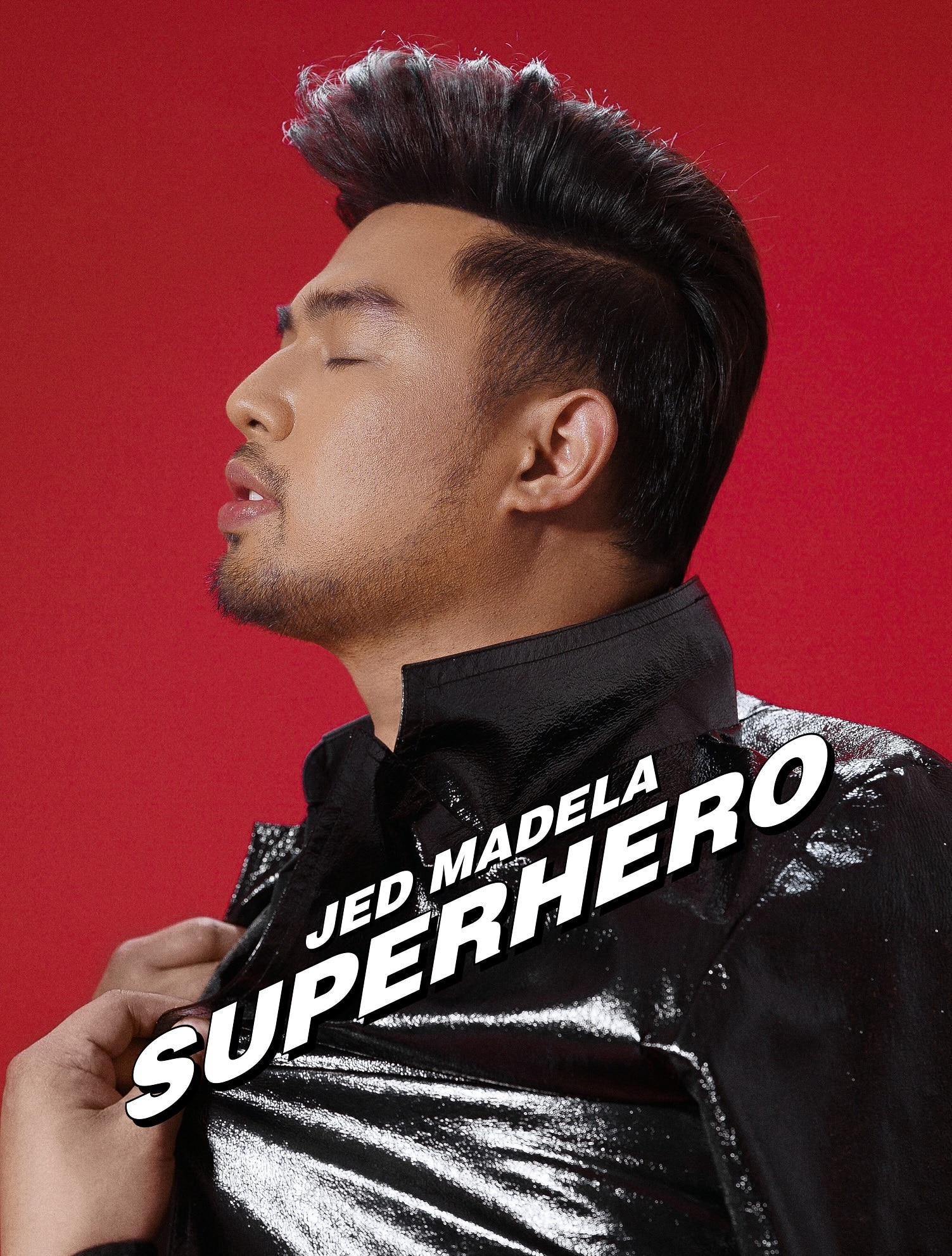 Jed Madela Superhero album cover