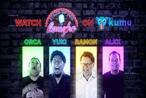 Stand-up comedy show for overseas Filipinos FREE & LIVE on Kumu App