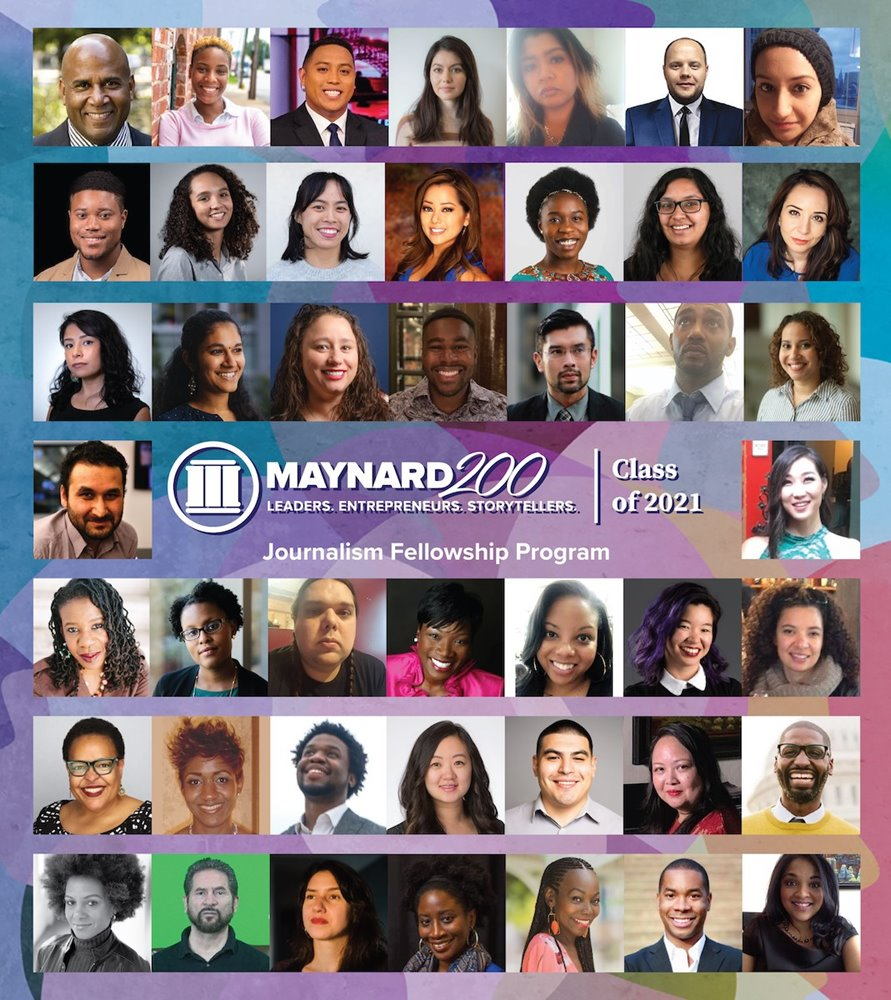 ABS-CBN TFC's News Team selected for 2021 National Fellowship at the Maynard Institute for Journalism Education