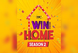 """Brand new house & lot to be given away in """"TFC Win From Home"""" season 2 in the Middle East and Europe"""