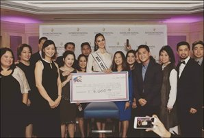 TFC IN THE COMMUNITY: PIDC Toronto, Miss U Catriona Gray present C$6k donation to AFI