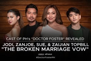 """Jodi is the Pinay """"Doctor Foster"""" in ABS-CBN's """"The Broken Marriage Vow"""""""