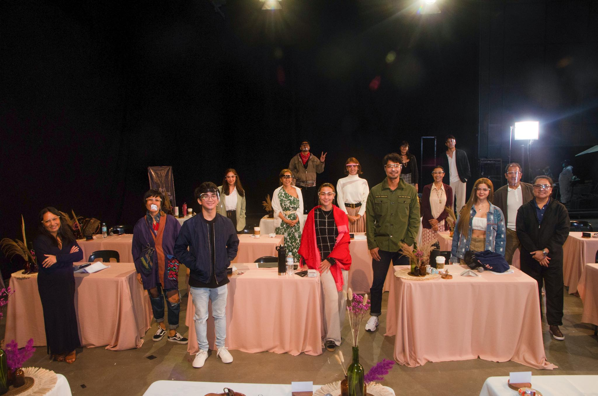 The Broken Marriage Vow cast table read (1)