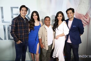 "Maja, Geoff, Janella, and Joshua are taken over by love and fear in ""The Killer Bride"""