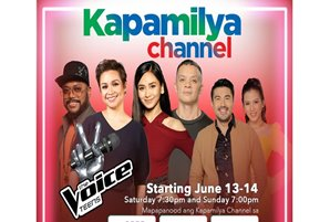 "Battle of voices and dreams continues in ""The Voice Teens"" via Kapamilya Channel"