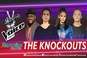 """The Voice Teens"" coaches choose top 12 artists in Knockout Rounds"