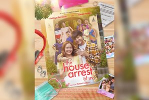 "Star Cinema brings a different kind of movie experience via the Kathryn Bernardo-Daniel Padilla starrer film ""The House Arrest of Us"""