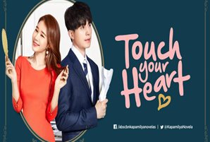 "Lee Dong Wook, Yoo In-Na, set to ""Touch Your Heart"" on ABS-CBN"