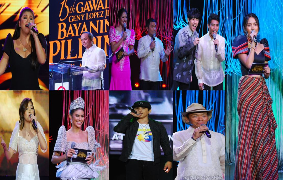 ABS-CBN honors modern-day Pinoy heroes in Bayaning Pilipino Awards